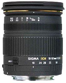 18-50mm F2.8 EX DC