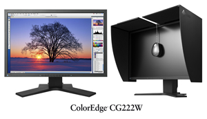 ColorEdge CG222w-bk