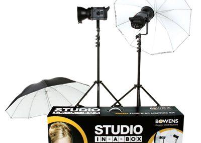 Studio-In-A-BoxBOWENS